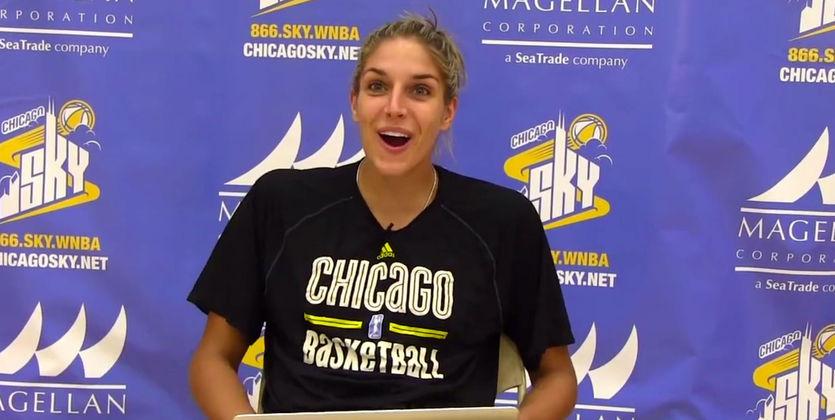 Баскетболистка сборной США   объявила о своей нетрадиционной сексуальной ориентации