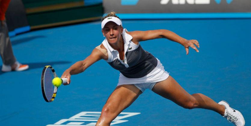 Украинская теннисистка снялась с состязаний вРио