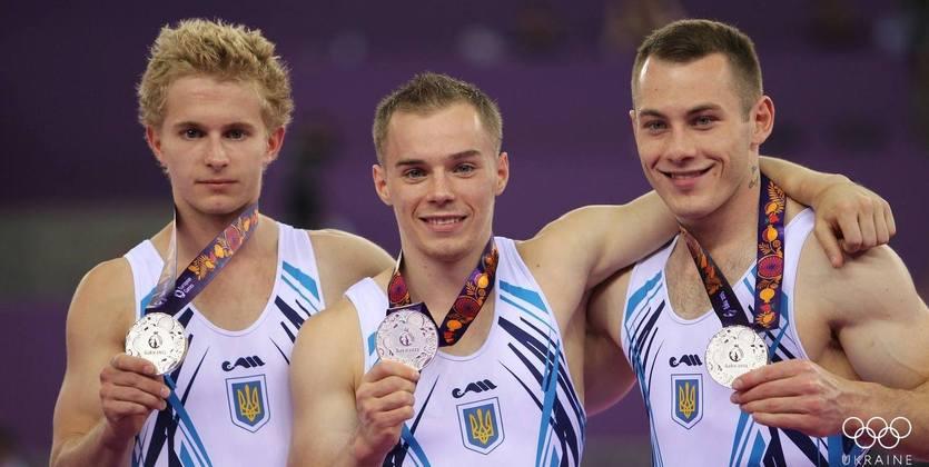 Украинский гимнаст И.Радивилов: квалификацию преодолели удачно