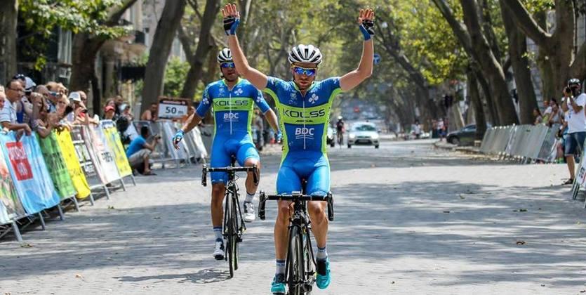 Одесский велоуикенд — Kolss-BDC начинает и выигрывает