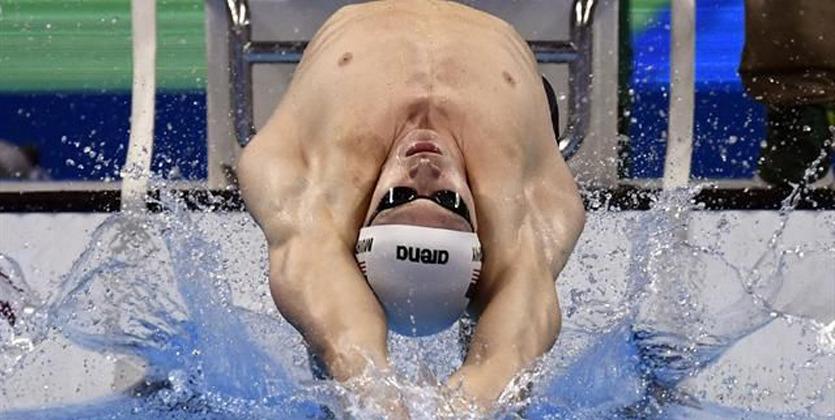 Григорию Тарасевичу нехватило 0,12 секунды дофинала Олимпиады