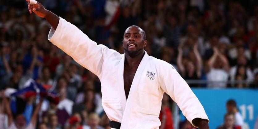 Французский дзюдоист Тедди Ринер завоевал золотоОИ ввесе свыше 100кг