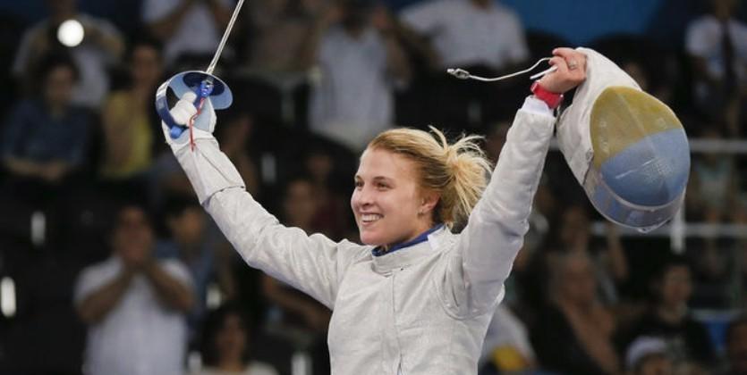 Сборные пофехтованию сразятся зазолото Олимпиады— РФ VSУкраина