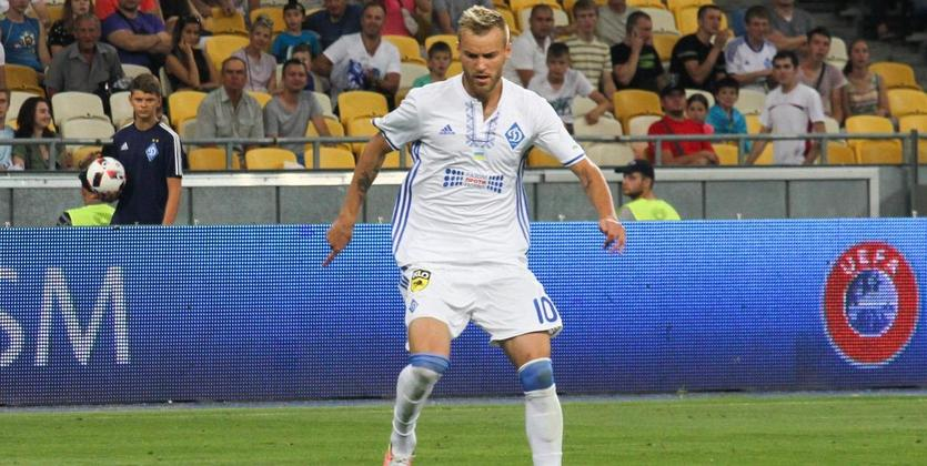 Денисов: Есть информация, что Ярмоленко отказался ехать наматч со«Сталью»