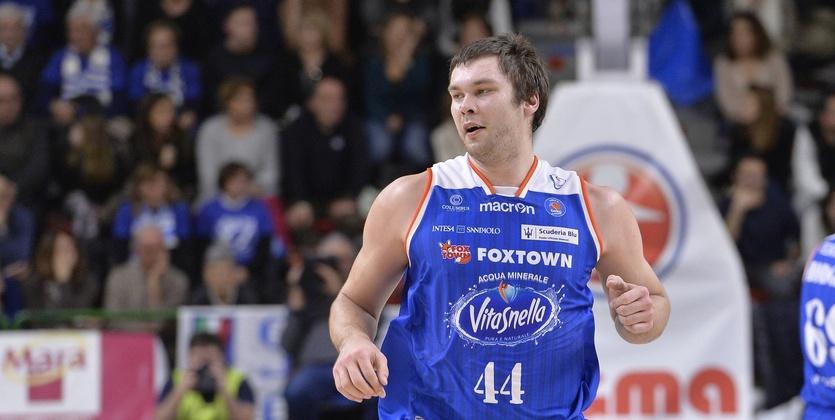 Капитан сборной Украины побаскетболу подписал договор ситальянским «Авелино»