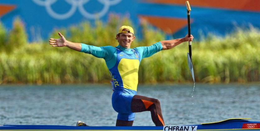 Украинец Чебан вошел вфинал наканоэ наОлимпиаде вРио