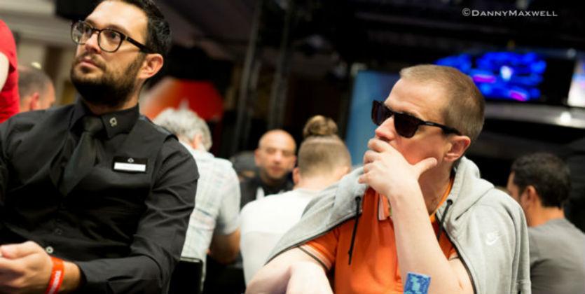Покер. Борьбу в Барселоне продолжают 19 украинцев