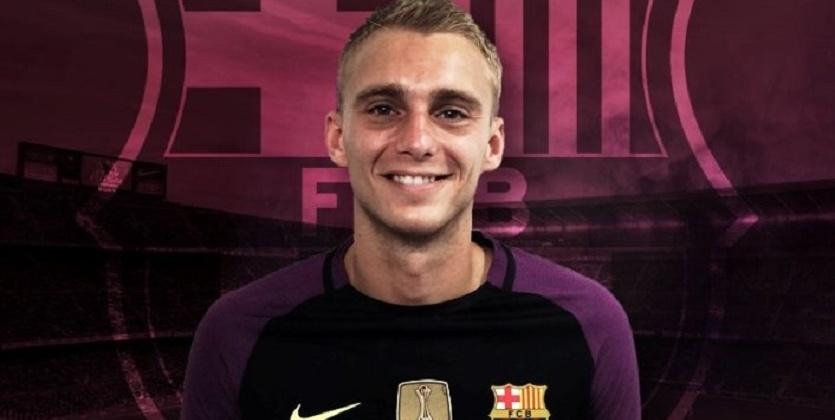 Силлессен официально перешел в«Барселону»