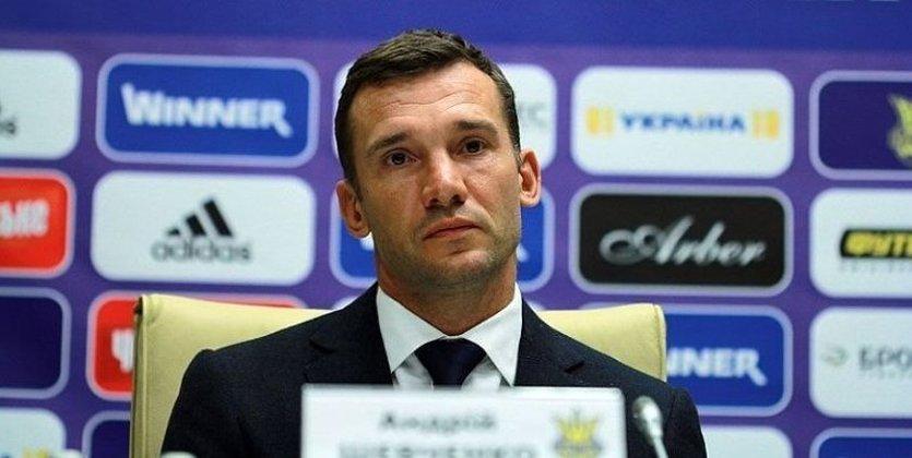 Шевченко объявил состав сборной государства Украины наматч сИсландией