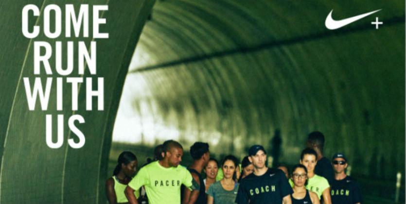 Приложение Nike + Run club - твой идеальный партнер для бега