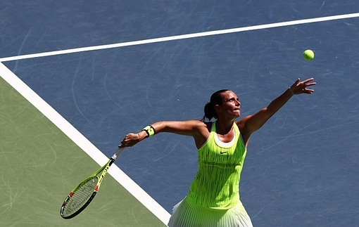 US Open. ������� ������ �������� � ������