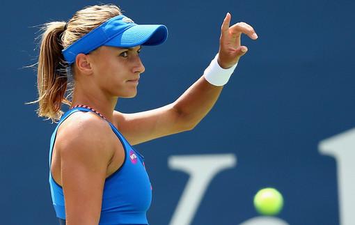 US Open (WTA). ������� ����� �������� �� ������ ����