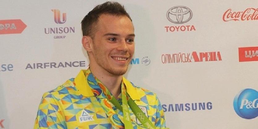 Верняев - лучший спортсмен Украины в августе