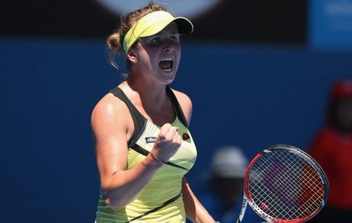 US Open (WTA). ��������� ��������� ������ �� ������ �����