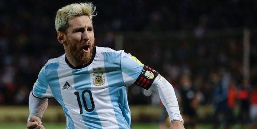 После разговора стренером Месси принял решение вернуться всборную Аргентины