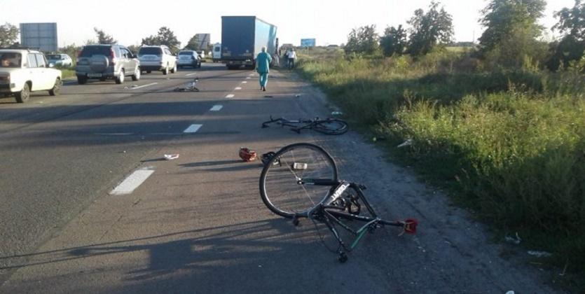 Водитель, сбивший группу велосипедистов под Броварами арестован