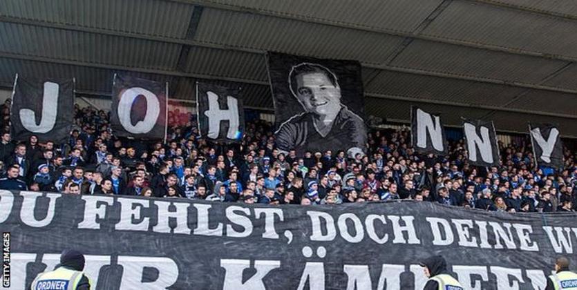 «Дармштадт» переименовал стадион вчесть болельщика