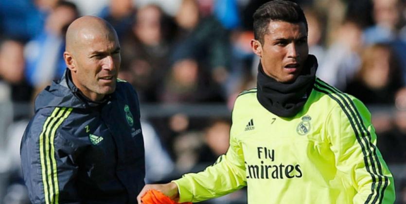 Луиш Фигу объявил, что Криштиану Роналду мог перейти в«Барселону»