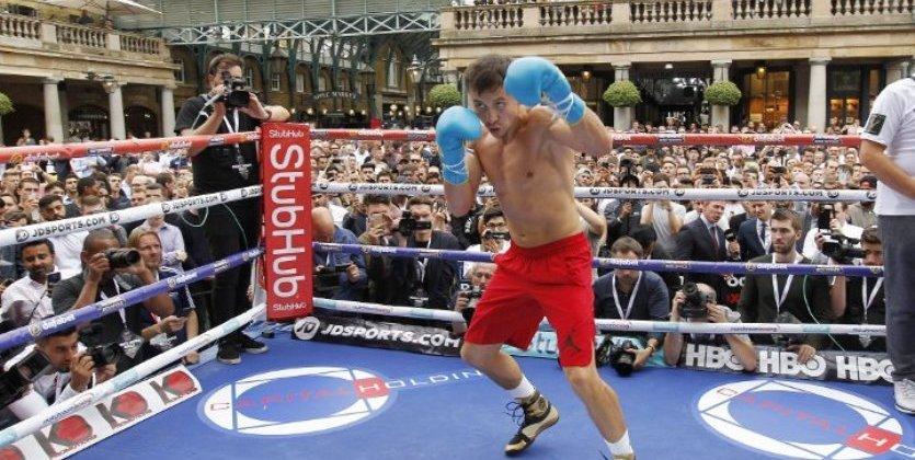 Хамед: как боксёр Брук намного превосходит Головкина