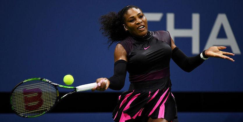 Открытый чемпионат США: Серена Уильямс вышла вполуфинал. Энди Маррей выбыл