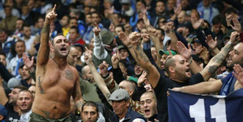 «Динамо» разгромило «Наполи» вЮношеской лиге УЕФА