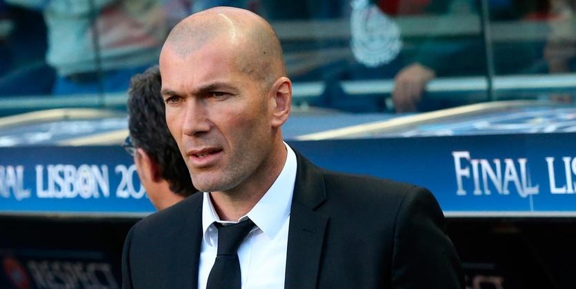 Зидан: Реал— фаворит Лиги чемпионов, однако это ничего незначит