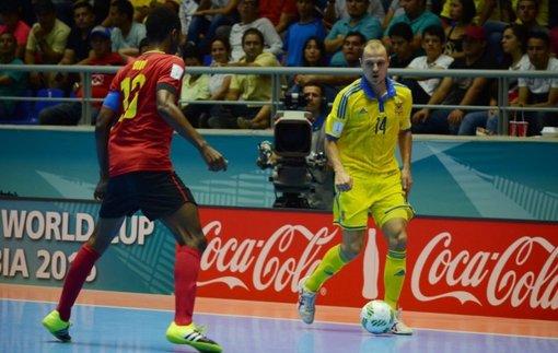 Украина - Мозамбик. Обзор матча