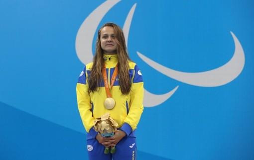 Паралимпийские игры. Украина добыла еще 9 медалей