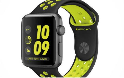 Apple Watch Nike+  - твой идеальный спутник для бега