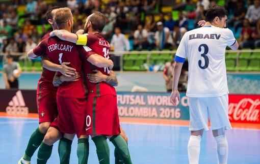 Футзал. ЧМ-2016. Португалия, Колумбия и Россия добывают путевки в плей-офф