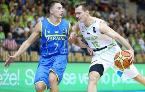 Топ-моменты матча Украина-Словения