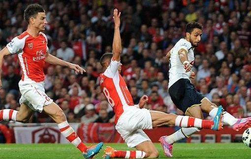 Кто сильнее, Арсенал или Тоттенхэм? Лондонское дерби глазами FIFA17
