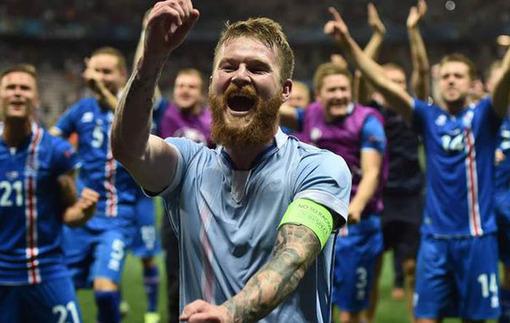 Сборной Исландии не будет в FIFA 17 из-за того, что им мало заплатили