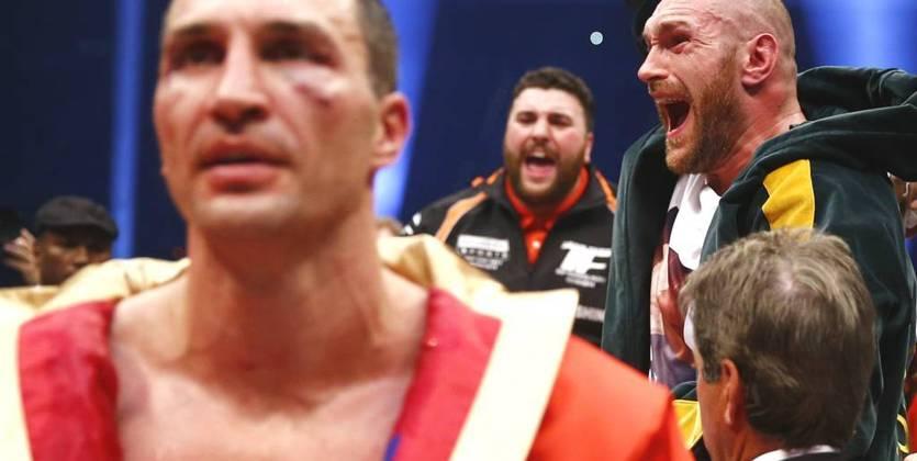 Бой между Кличко иФьюри снова перенесли