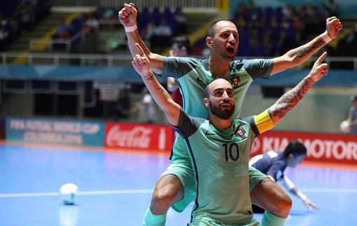 Футзал. ЧМ-2016. Аргентина и Португалия выходят в полуфинал