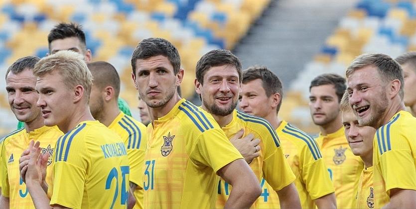 Посетить матч Украина-Косово вПольше смогут не неменее 1 000 украинских болельщиков