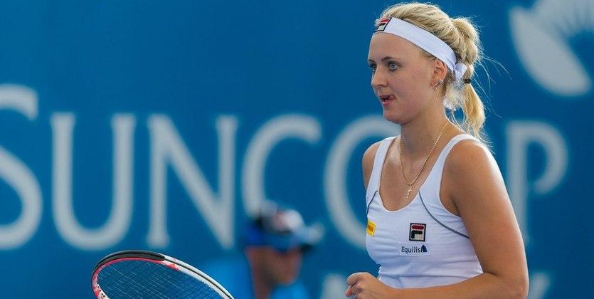 Украинская теннисистка приняла решение сменить гражданство