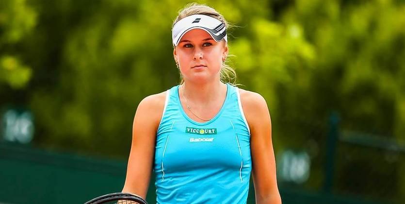 Козлова вышла вполуфинал теннисного турнира Tashkent Open