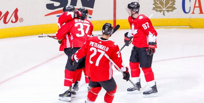 Сборные Европы иКанады встретятся вфинале Кубка мира похоккею 2016