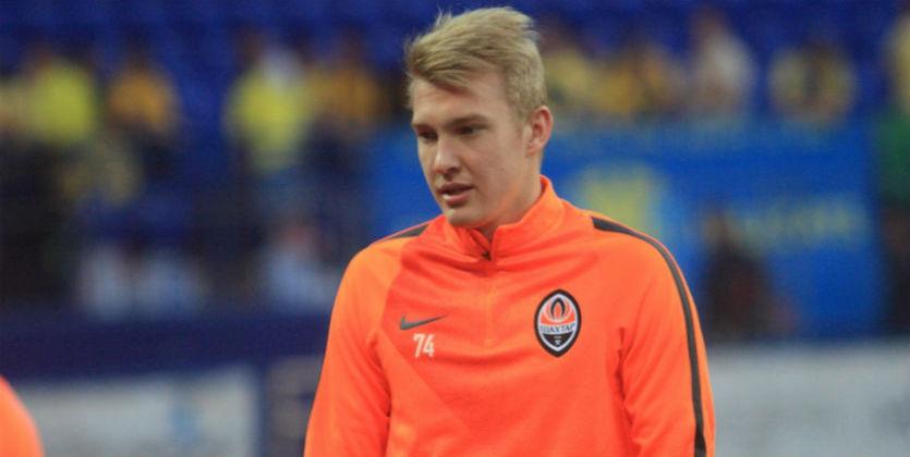 Коваленко— претендент название лучшего юного игрока Европы