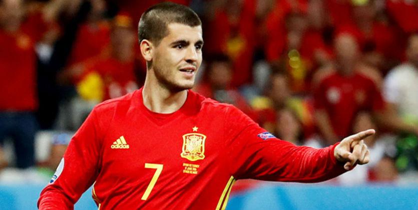 Альваро МОРАТА: «Испанию ждут очень важные матчи»