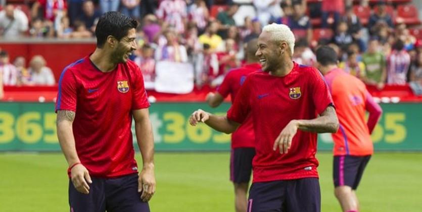 Суарес желает зарабатывать в«Барселоне» 16млневро вгод
