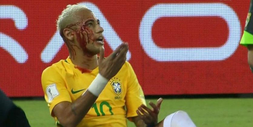 Неймар забил 300-й гол вкарьере, принесший издевательскую победу Бразилии