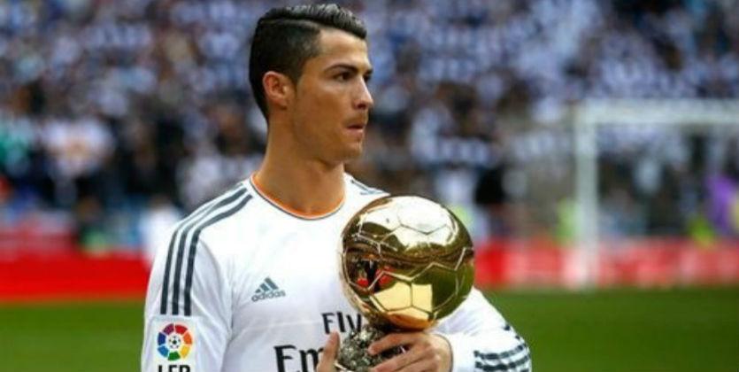 Роналду получил награду «Лучший игрок Лиги чемпионов-2016»