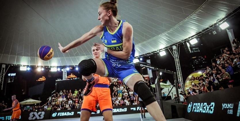 Женская сборная Украины по баскетболу 3х3 завоевала серебряные медали чемпионата мира - Цензор.НЕТ 9040