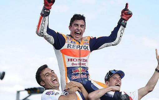 Moto GP. ������ � ������� 2016 ����!