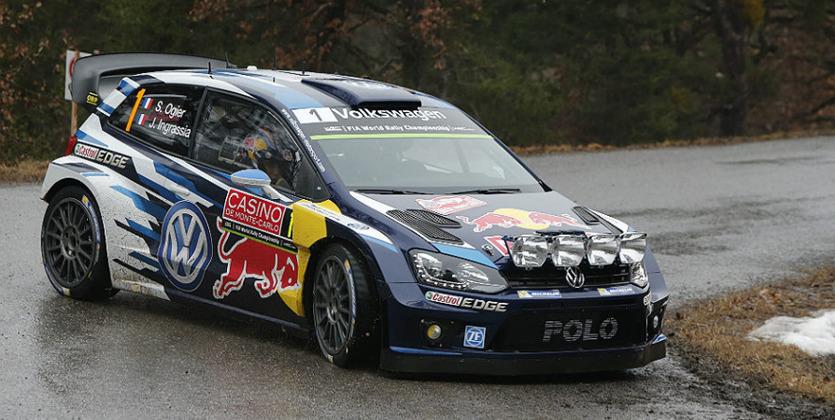 WRC. Ожье – четырехкратный чемпион