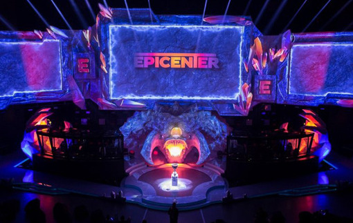 ����������. CS:GO. Na`Vi ������� � ��������� ������� EPICENTER