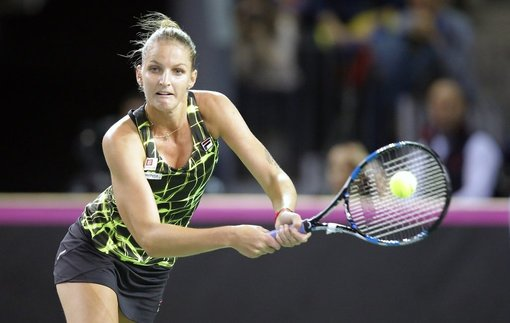 WTA Finals. �������� ���������� � �������� � ���������������� �����