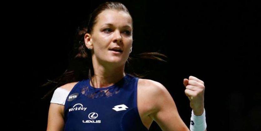 Полька Радваньска вышла вполуфинал Итогового турнира WTA
